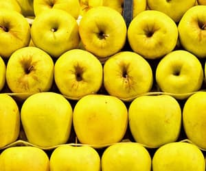 apple and yellow image