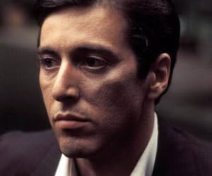 al pacino and The Godfather image