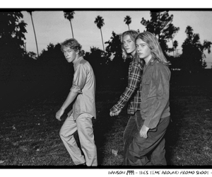 hanson, vintage, and cute image