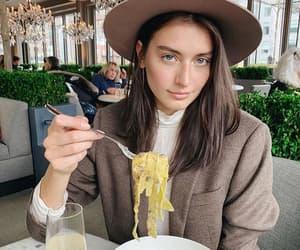 beauty, fashion, and food image