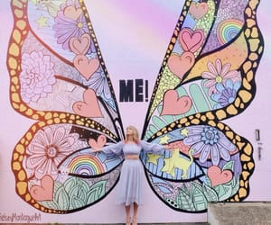 Taylor Swift, butterfly, and ts7 image