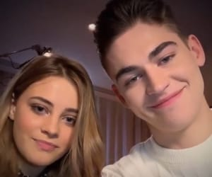 after movie, josephine langford, and couple image
