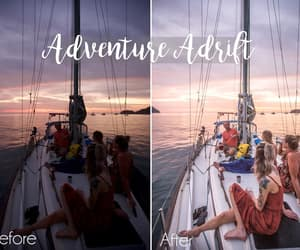costa rica, lightroom, and photography image