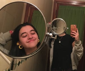 aesthetic, mirror, and espejo image