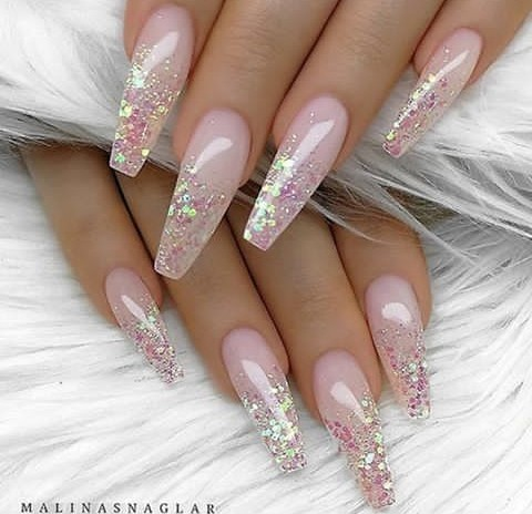 claws, fashion, and glam image
