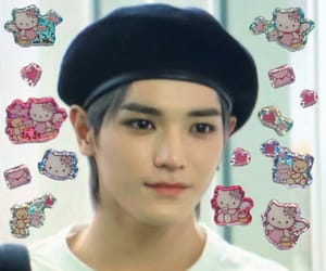 taeyong, taeyong lq, and nct edit image