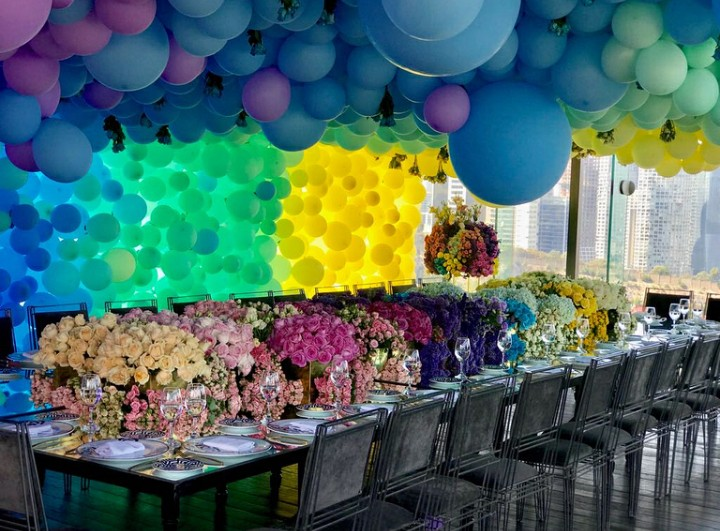 fiesta, flores, and event design image