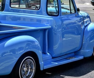blue, cars, and chevrolet image