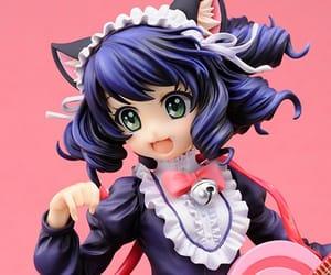 neko, anime figure, and anime image