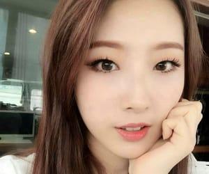 girl group, jo haseul, and kpop image