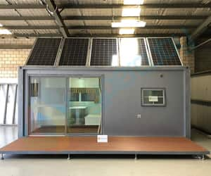 off grid homes, buy granny flat, and buy off grid home image