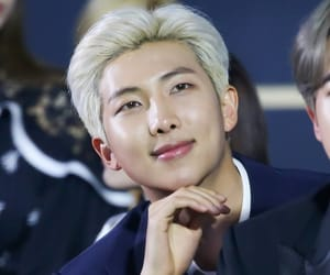 kpop, rm, and namjoon image