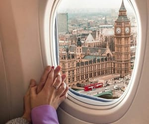 love, london, and travel image