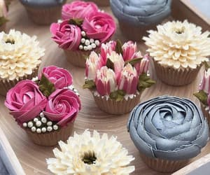 cupcakes, delicious, and design image