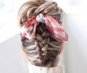 braid, design, and fashion image