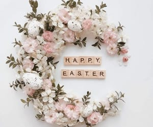 creativity, easter, and flowers image