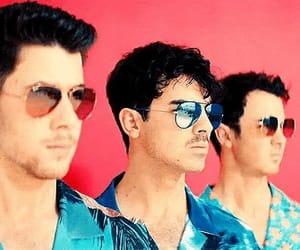 cool, jonas brothers, and Joe Jonas image