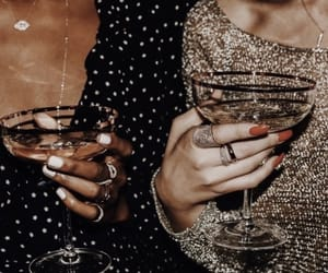 drink, style, and party image