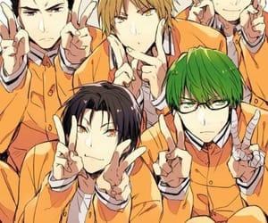 anime, kawaii, and kuroko no basket image