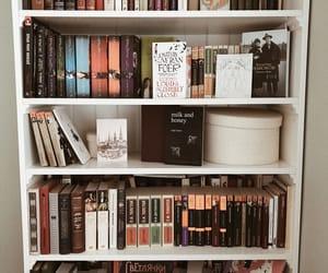 books and booksself image