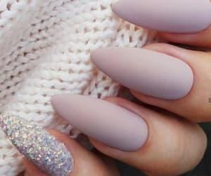 nail, nails, and trend image