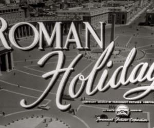 roman holiday, audrey hepburn, and film image