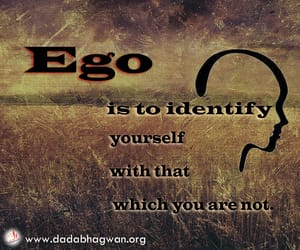 ego, soul, and self image