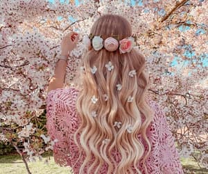 Spring hair by @margaux_ leo