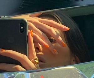 kendall jenner and nails image