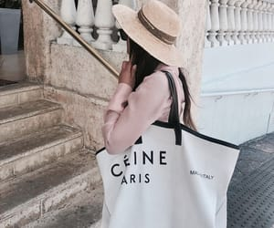 celine, chic, and fashion image