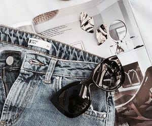 accessories, fashion, and jeans image