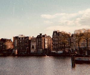 amsterdam, city, and nature image