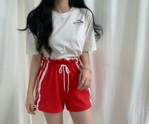 kfashion, korean fashion, and homewear image