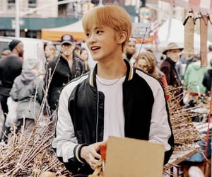 asian, model, and nct 127 image