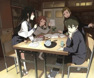 anime, anime girls, and kawaii image