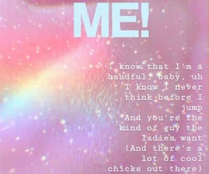 love me, Lyrics, and me! image