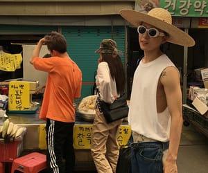 kino, wooseok, and hyojong image