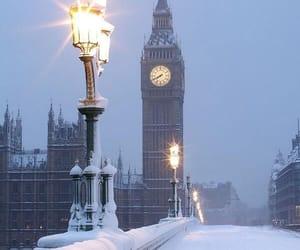 Big Ben, landscapes, and london image