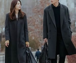 Action, couple, and Korean Drama image