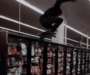 grunge, skate, and skateboard image