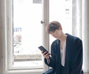 aesthetic, boy, and 황민현 image