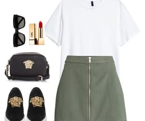 casual, polyvore set, and clothes image