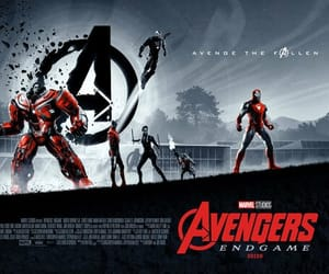 Avengers, Marvel, and war machine image