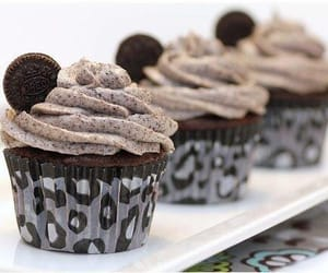 cupcake, oreo, and chocolate image