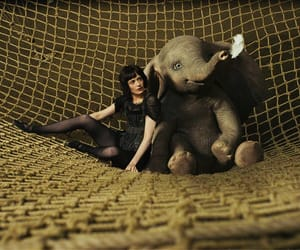 disney, eva green, and dumbo image