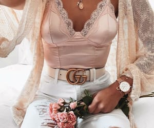 girl, clothes, and fancy image
