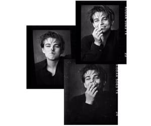 black, cigarette, and Hot image