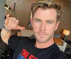 thor, chris hemsworth, and Marvel image