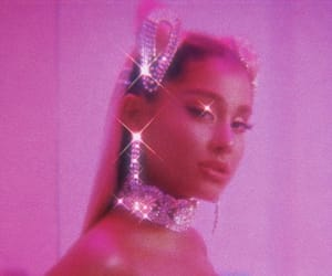 90s, glam, and ariana grande image