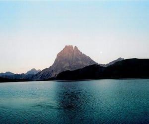 sea, mountains, and nature image
